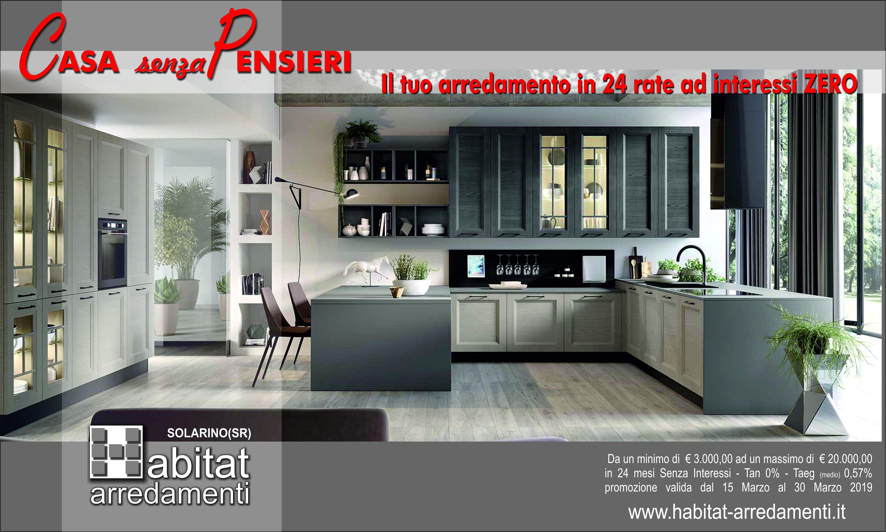 Habitat Arredamenti | Offerte
